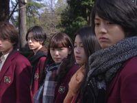 [L'école court-circuitée] Gakkou no Kaidan  学校のカイダン