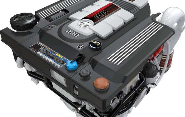 Mercury Marine avtäcker ny serie dieselmotorer som förbättrar effektiviteten inom intervallet 230–270 hk