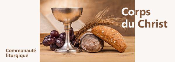Communauté liturgique et Corps du Christ