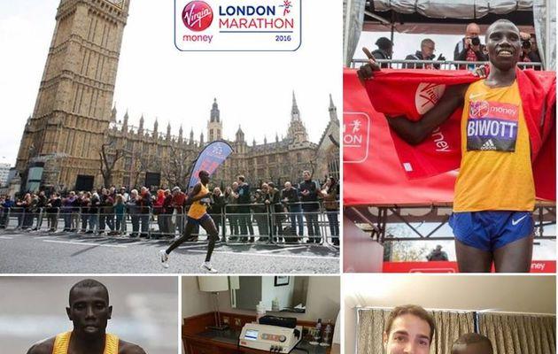 Succès des athlètes INDIBA activ au Marathon de Londres
