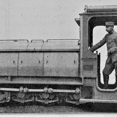 Les locotracteurs après la première guerre mondiale (première partie)