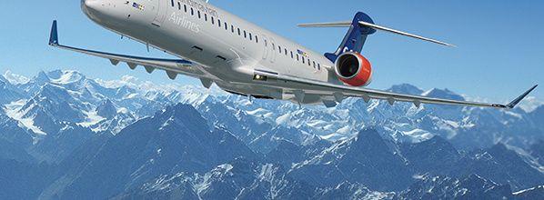 SAS annonce la nouvelle route Stockholm - Chambéry pour 2018