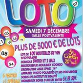 Album 19/20_déc_Loto Ecole Notre Dame - Ecole Notre-Dame Courthezon