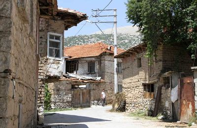 Ağlasun, charmant village de montagne sur la route de Sagalassos