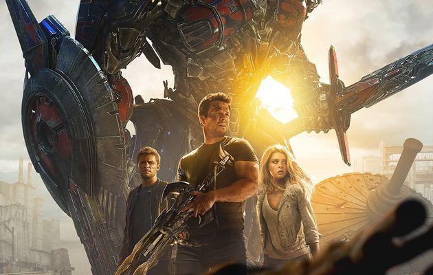 Transformers L'Age de l'Extinction - 3 Nouveaux Spot TV