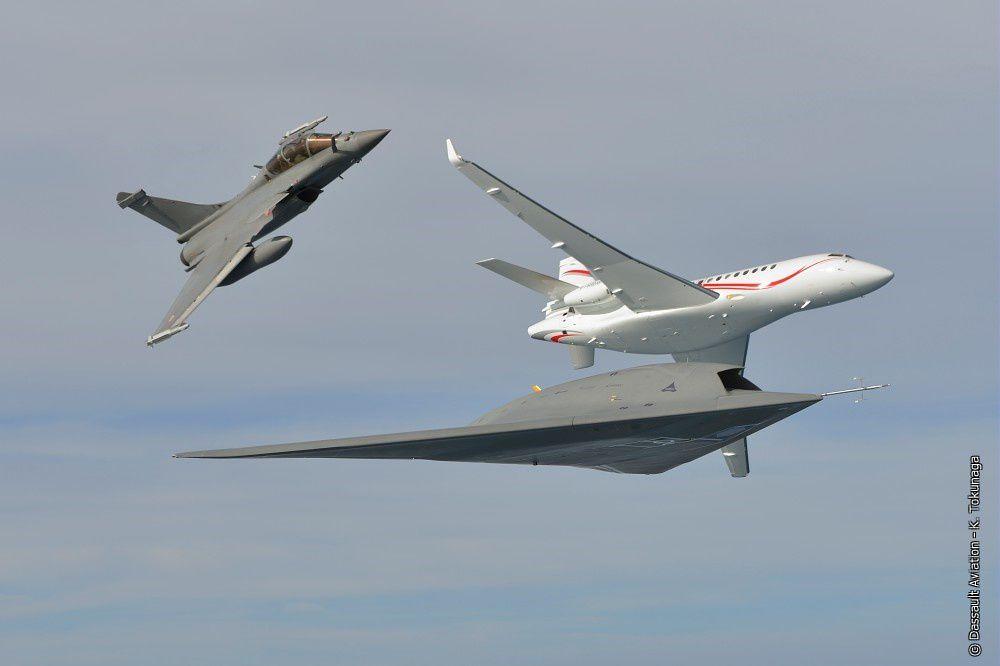 Le drone nEUROn va effectuer des tests hors de France après son 100ème vol