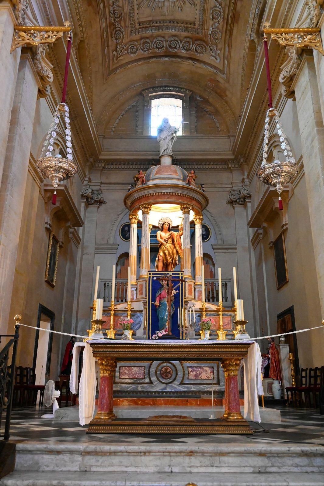 Andalousie 2021: deux églises de Chiclana ...