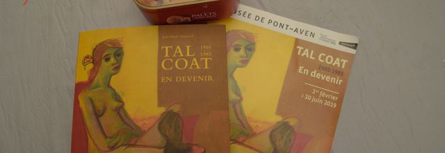 "Exposition Tal Coat ""En devenir"""