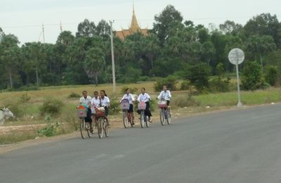 Back to Phnom Penh