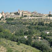 42° 53 : 3 nouvelles étapes sur la même lattitude que Cazaux Debat à Cinigiano, Montefalco et Martinsicuro