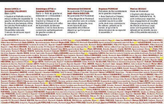 Législatives Montreuil-Bagnolet : des fonctionnaires sans réserve pour les communistes