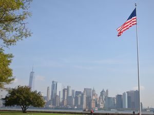 Statue de la liberté - Ellis Island - Manhatttan