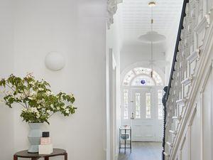 Une maison blanche en Australie