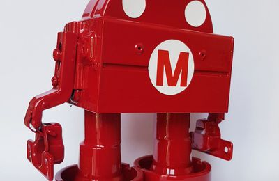 Recyclage artistique : robot Makey