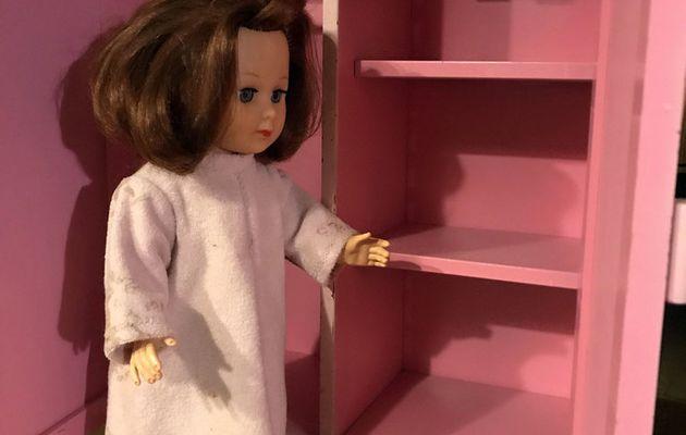 L'armoire en rose