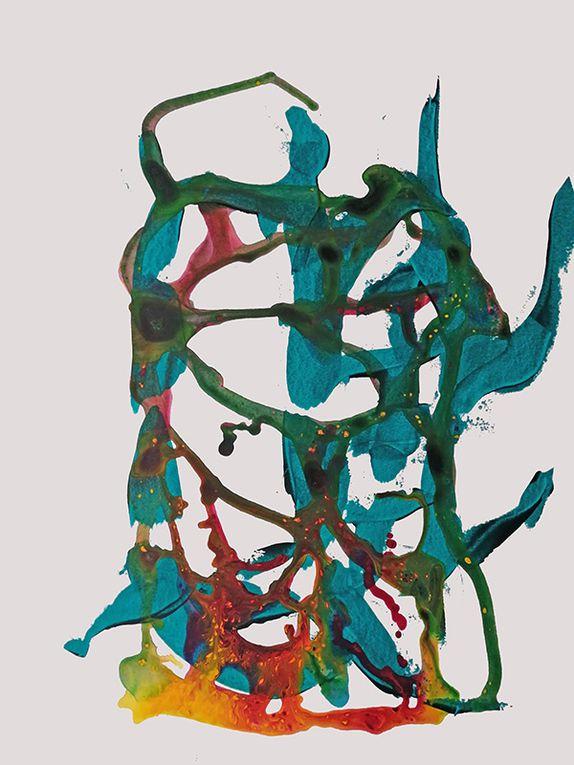 Chon Muñoz González - 2 étapes à partir du point 25 de la peinture en neuf mois