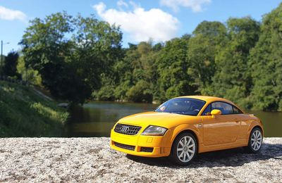 AUDI TT 3.2 V6, DNA Collectibles 1/18 (DNA000040)