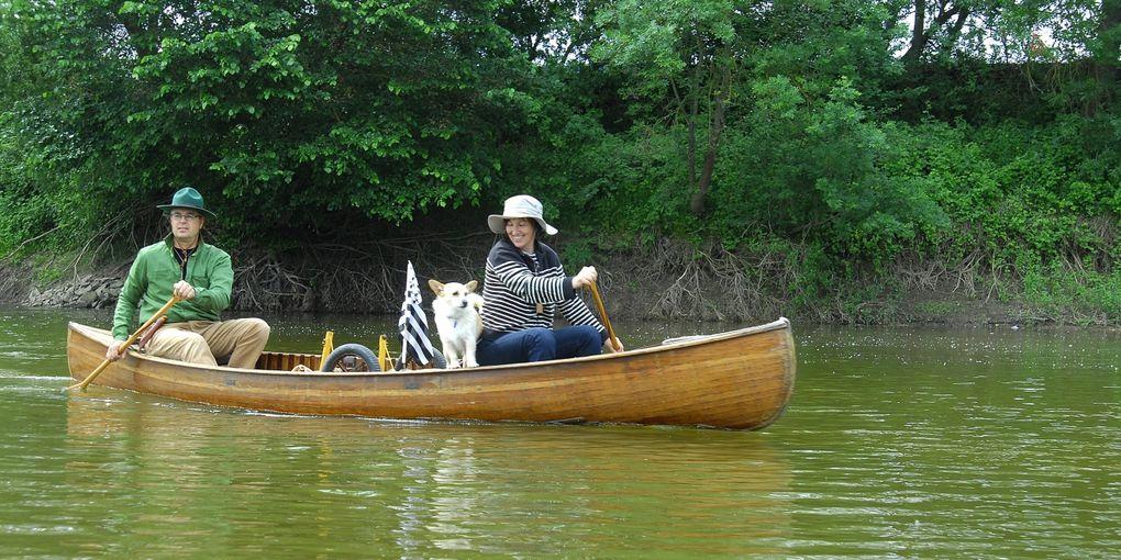 Loire canoë bois : la possonnière