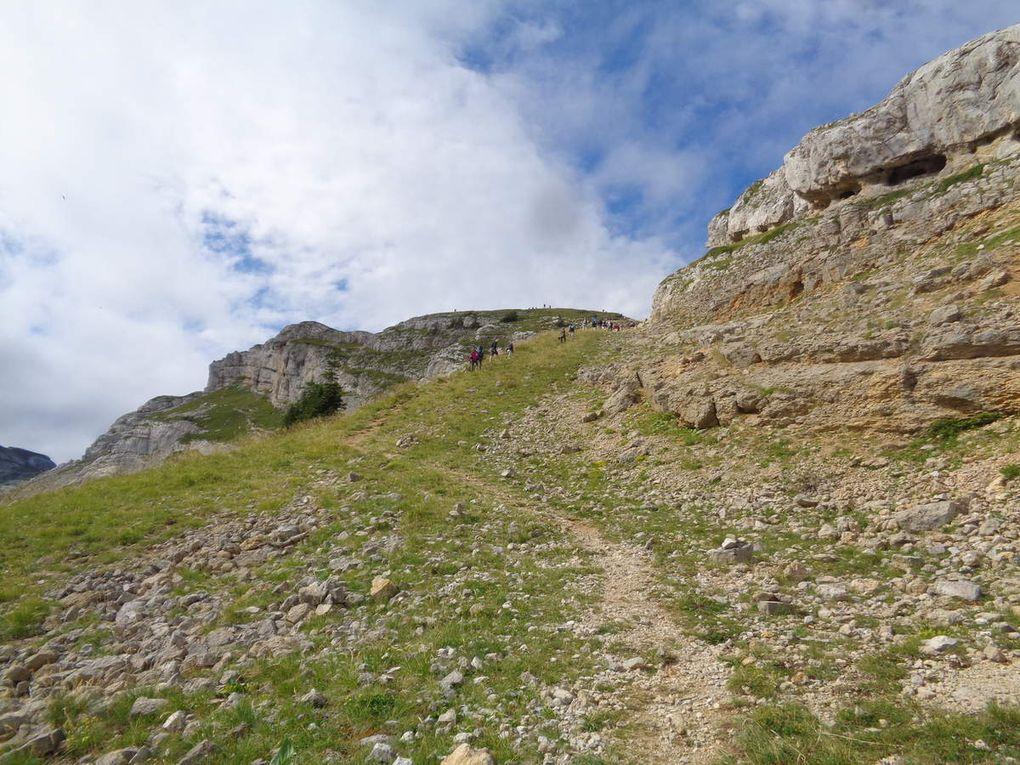 Une petite randonnée pour la  fête de la Montagne  à Villard-de-Lans et Corrençon-en-Vercors