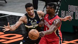 Zion Williamson (New Orleans Pelicans) : « Je respecte Giannis Antetokounmpo »