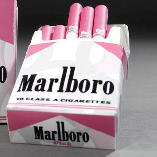 "Pinke Marlboros-""habenwill"""
