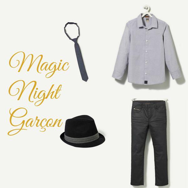 Un noël magique avec Tape à l'oeil : collection Magic Night