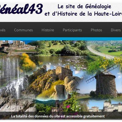 La généologie gratuite en Haute Loire