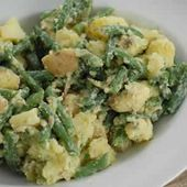 pommes de terre haricots cookeo - recette facile pour une entrée