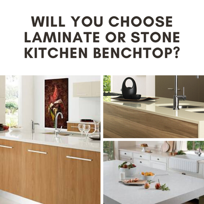 Kitchen Benchtop: Will You Go for Laminate or Stone Material?
