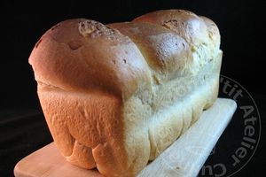 Pain de Mie Ultra Moelleux_Cook'in®