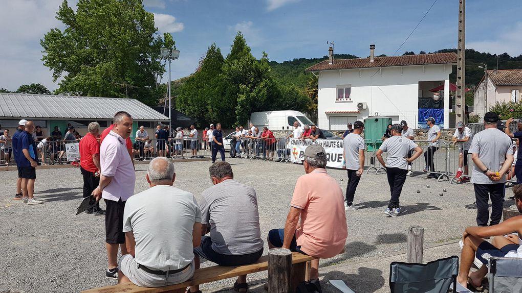 Roquefort sur Garonne - le championnat Haute-Garonne Promotion 2021