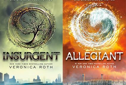 Veronica Roth - *Insurgent/Allegiant (Divergent, B2-B3)
