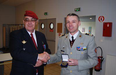 Notre membre HP.BOUTIN promu dans le corps des officiers généraux