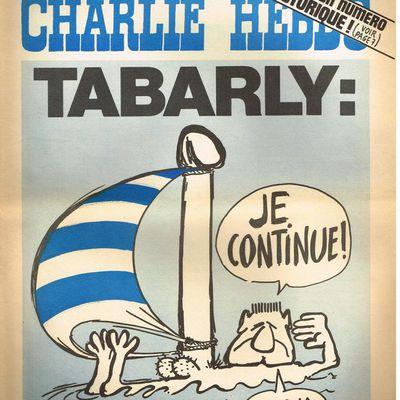 19 - Hommage aux déboires d' Eric TABARLY face à Alain COLAS