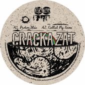 Crackazat - Proton Blue (12'' - LT079 - Side A1) 2017 by Local Talk