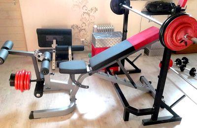 Test  du banc FID71, pour Sébastien Dubusse, blog Musculation Fitness Passion