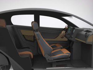 L'Ecar, une voiture 100% électrique, 100% belge