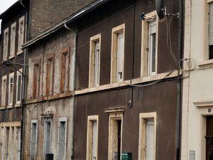 N° 6 et N° 8 rue Poincaré à Algrange - Habitations