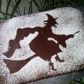 Gâteau sorcière