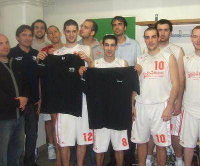Walastekip s'invite à Clermont Basket
