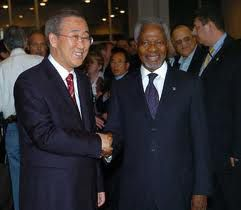 Genocide In Africa: Exposing Ban Ki-Moon's And Ocampo's Coverups