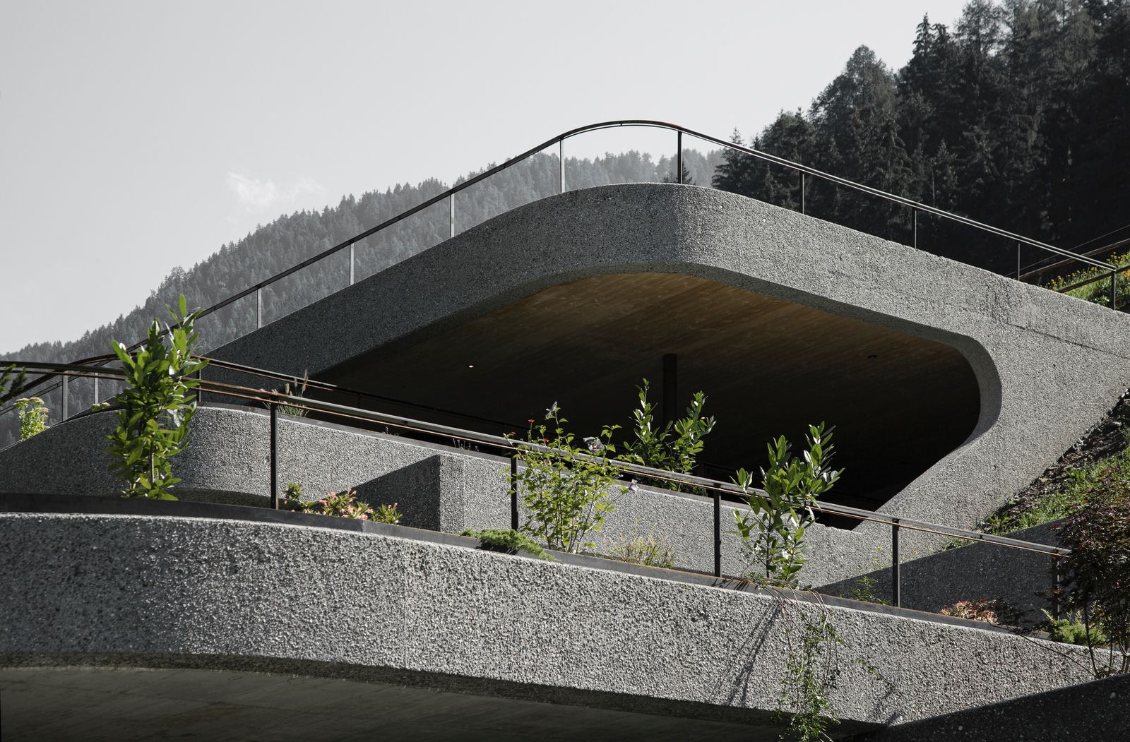 HAUS GASSER IN LÜSEN-ITALY, DESIGNED BY KONOA ARCHITECTS