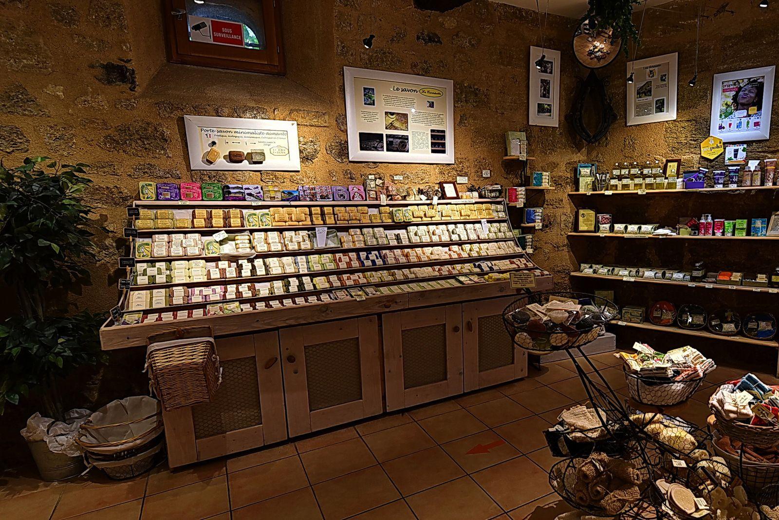 La Cardabelle à Pézenas : Senteurs et produits simples !