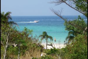 One day in Koh Larn, excursion par bateau rapide
