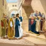 Evangile du 17 Mars « Qui écoute ma parole obtient la vie éternelle » (Jn 5, 17-30) #parti2zero #evangile