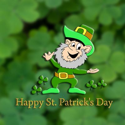The St Patricks Day