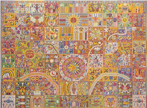 Mexique : L'art huichol