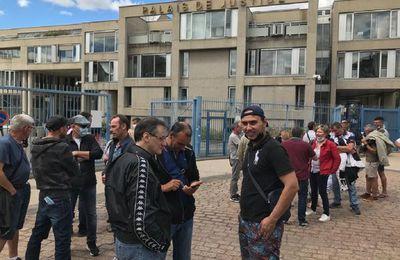 Les anciens salariés de LUXFER (Puy de Dôme) au-delà de la bataille pour des indemnités se battent aussi pour un nouveau projet d'usine