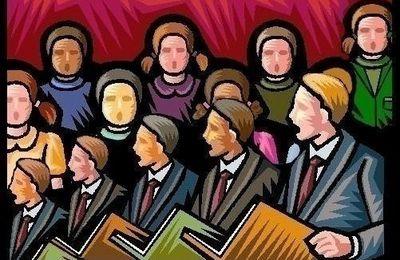 Programme des chants de la messe des 9-10 juillet 2016 (St Hilaire et La Réole)