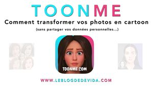 ToonMe : comment transformer vos photos en cartoon ?